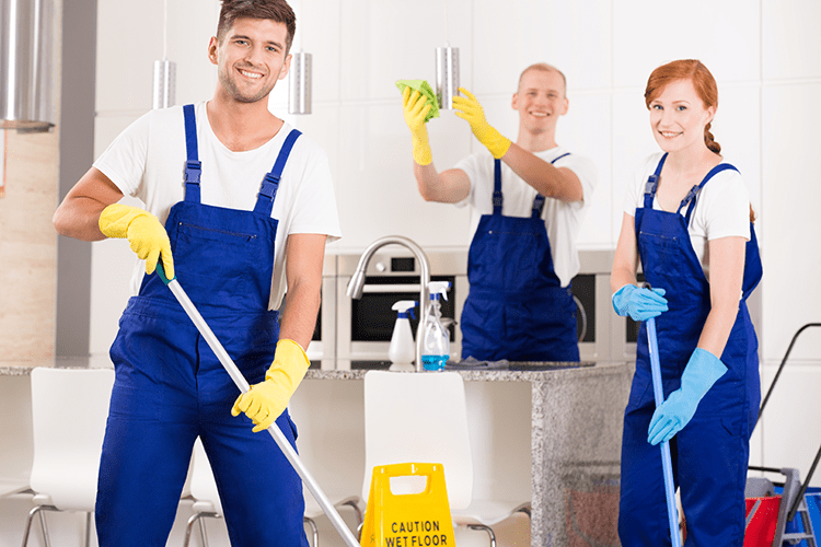 Best End of Tenancy / Lease House Cleaning Company in Montreal